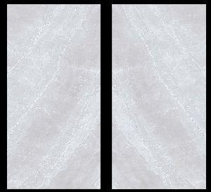 900X1800mm Armano Grey Book Match Glossy Series Vitrified Slabs