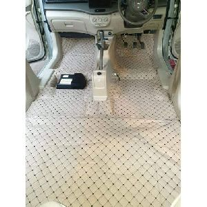 Knitting Lamination Car Mat