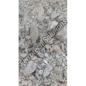 White Limestone Lumps