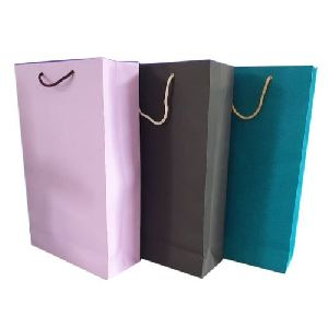 Plain Kraft Paper Bag