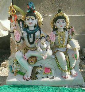 Shiva Parivar Statue