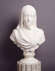 Veiled Lady Sculpture