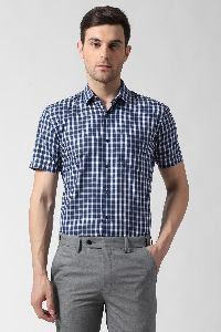 Mens Formal Half Sleeve Shirts