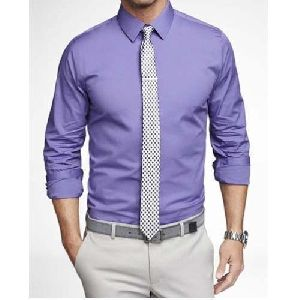 Mens Plain Formal Shirts