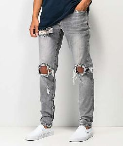 Mens Rugged Jeans