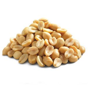 Split Groundnut Kernels
