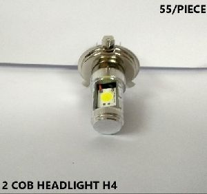 2 COB Bike Headlight