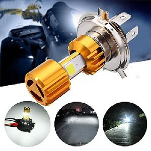 3 Cobb H4 LED Bike Headlight Bulb
