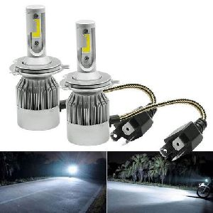 C6 12V H4 Fog LED Headlight