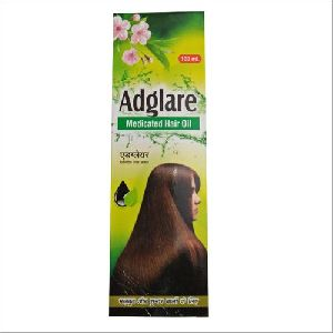 Adglare Medicated Hair Oil