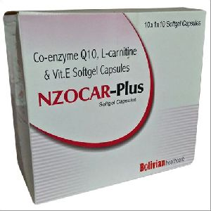 Nzocar-Plus Softgel Capsules