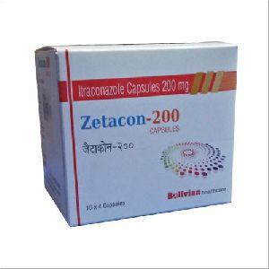 Zetacon-200 Capsules