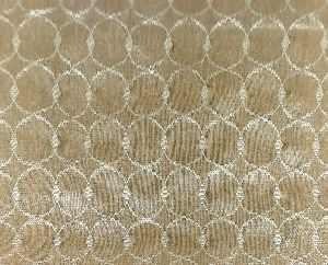Polyester Self Design Fabric
