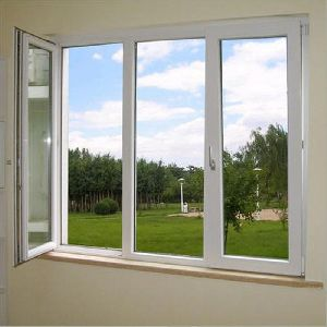 UPVC Horizontal Window