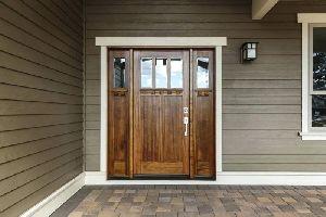 UPVC Plain Door