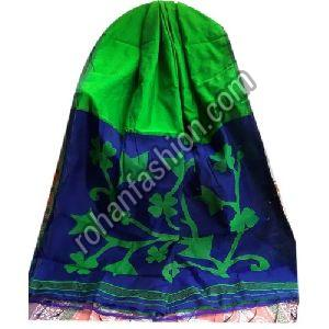 Casual Silk Cotton Saree