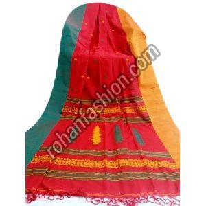Fancy Khadi Cotton Saree