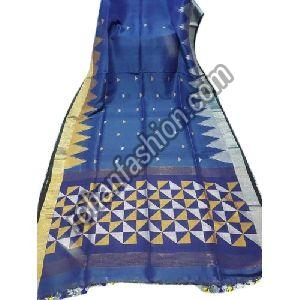 Indian Linen Saree