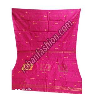 Party Wear Silk Cotton Saree