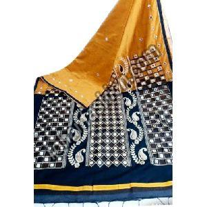 Stylish Cutwork Saree
