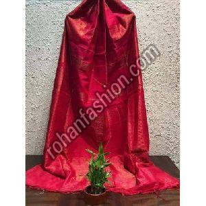 Zari Silk Cotton Saree