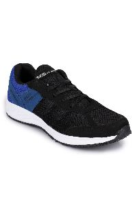 Blue & Black Sports Shoes