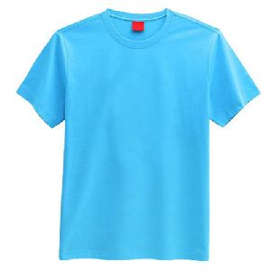 Boys Plain T-Shirt