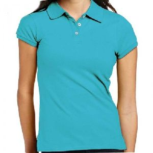 Ladies Polo T-Shirts