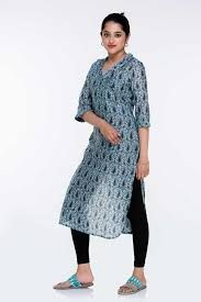 Womens Silk Kurti