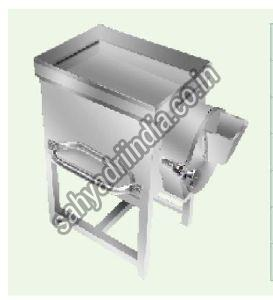 Dry Fruit Chips & Powder Making Machine
