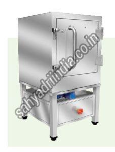 Steam Dhokla Making Machine