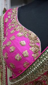 Fancy Embroidered Blouse