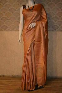 Pure Moonga Silk Saree