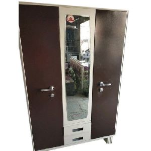 Double Door Steel Almirah