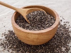 Dried Chia Seeds