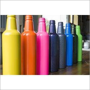 Colored Glass Bottle Coating Services