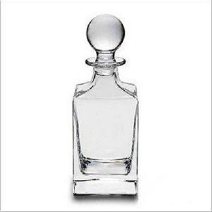 Decorative Perfume Glass Bottle