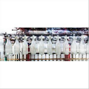 Transparent Glass Bottle Coating Services