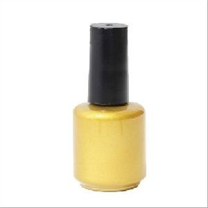 UV Coated Nail Polish Glass Bottles