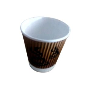 Disposable Ripple Paper Cups