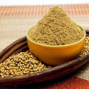 Dried Coriander Powder