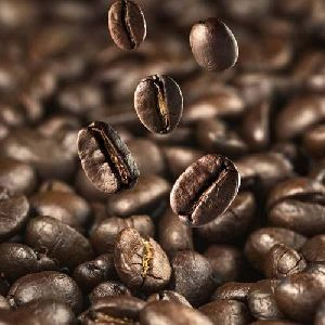 Natural Roasted Coffee Beans