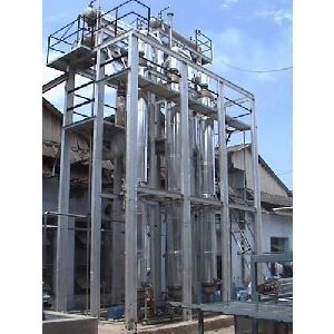 Multiple Effect Evaporator Plant