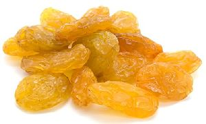Yellow Dried Raisins