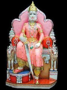 Marble Maharaja Agrasen Statue