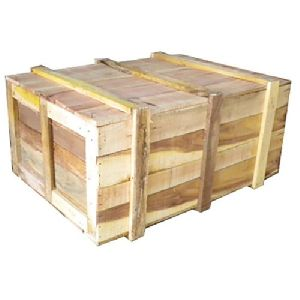 Rubber Wood Box