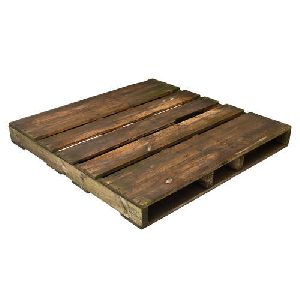 Square Wooden Pallet