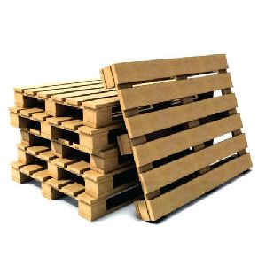 Transport Wooden Pallet