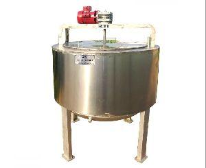 Bulk Milk Heater