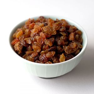 Brown Dried Raisins
